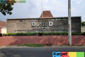 Karpet Gedung DPRD Kota Madiun – Jawa Timur