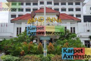 Karpet Ballroom Axminster Hotel Grand Inna Yogyakarta – Sebuah Proses Project Karpet Custom
