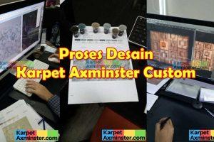 Proses Desain Karpet Axminster Custom