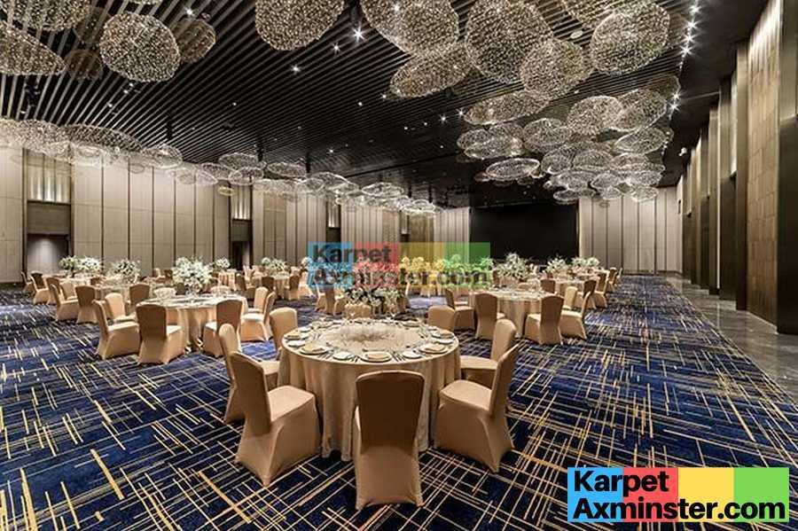 karpet axminster ballroom custom eksklusif Gianyar