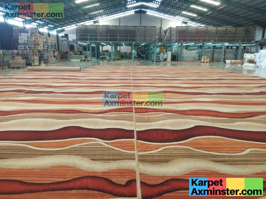 finishing karpet axminster pekalongan hotel nirwana
