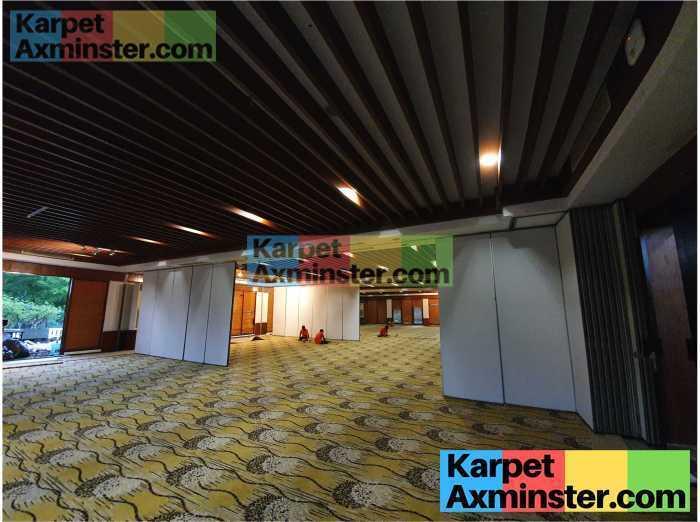 karpet axminster ballroom golfclub halim